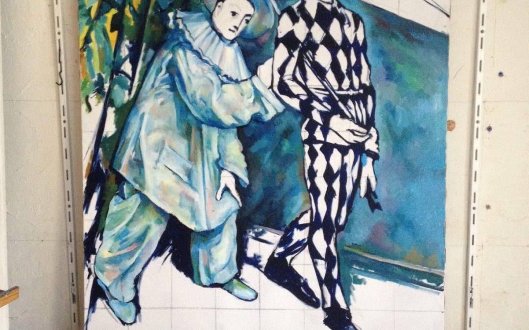 Arlequins (Paul Cézanne)