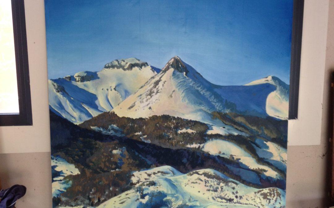 Montagne du Cantal – le Griou
