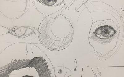 Dessiner/modeler le portrait – le 4 janvier 2018