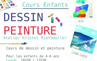 Nouveau : cours pour enfant les lundi et jeudi avec Kristel!